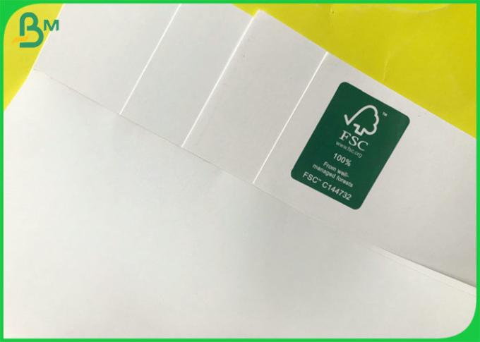 FSC 105g 115g Two sides Glossy Coated Art Card Paper/ SBS 2 SIDES Board Ream